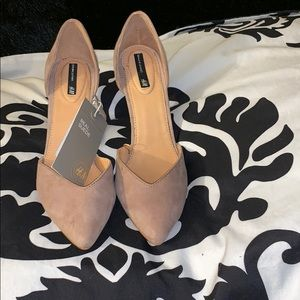 H&M Powder Beige Heels Size 6 &7